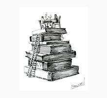 Library. Illustration Unisex T-Shirt
