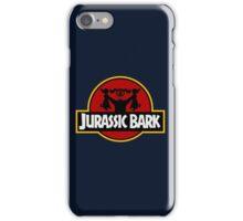 Clever Dog (Jurassic Park X Duck Hunt) iPhone Case/Skin