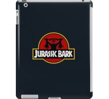 Clever Dog (Jurassic Park X Duck Hunt) iPad Case/Skin