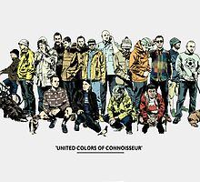 UNITED COLORS OF CONNOISSEUR by casualco