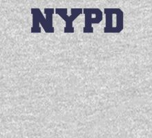Castle - Beckett's NYPD Shirt by SineTimore90
