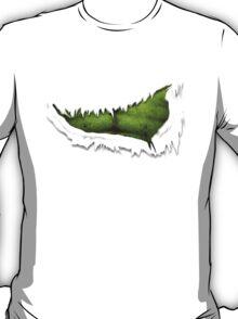 Obligatory Hulk Rip T Shirt T-Shirt