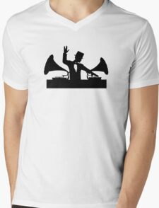 Let's Party Like It's... 1923! ...Vulcan Style! Mens V-Neck T-Shirt