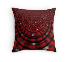 atomic window 2 Throw Pillow