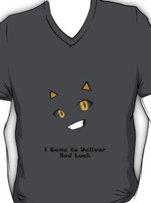 Black Cat - Bad Luck? T-Shirt
