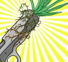 Choose Love over Gun Violence Sticker