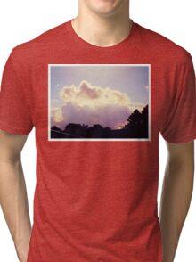 SKYSHIRT 003 Tri-blend T-Shirt