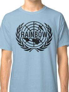 Game - Team Rainbow Classic T-Shirt