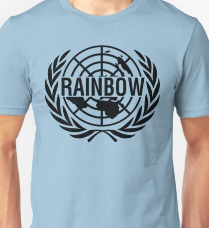 Game - Team Rainbow Unisex T-Shirt