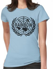Game - Team Rainbow Womens Fitted T-Shirt