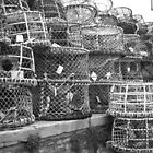 Lobster Pots by Jacqueline Longhurst