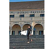Bondi Pavilion Photographic Print