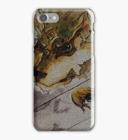The Twilight Wolf  2 iPhone Case/Skin
