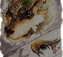 The Twilight Wolf  2 by TheTartanEevee