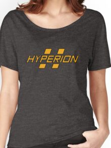 Hyperion Heroism (Without Text) Women's Relaxed Fit T-Shirt