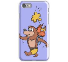 Banjo, You Missed One! iPhone Case/Skin