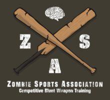 Zombie Sports Association by robotrobotROBOT