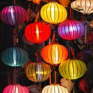 Hoi An Lanterns - Vietnam 2012 by salsbells69