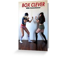 Box Clever... Greeting Card