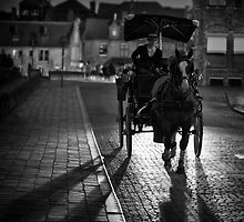 Bruges 'Out of the Light' by Glen McEvoy