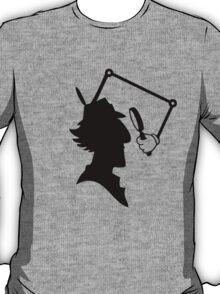 Inspector Gadget Silhouette T-Shirt