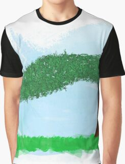Landscape of calm Graphic T-Shirt