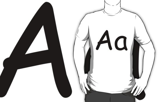 Aa - Comic Sans MS by Jamie Harrington