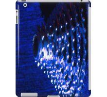 Blue Bike Cassette Gears iPad Case/Skin