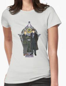 Sherlock Nouveau Womens Fitted T-Shirt