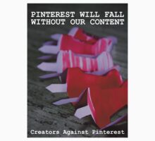 Creators Against Pinterest by 0O0O0O0