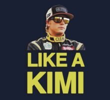 Like A Kimi T-Shirt by brilliantbutton