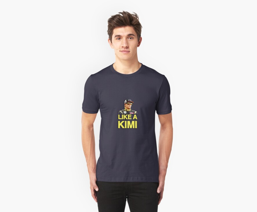 Like A Kimi T-Shirt by brilliantbutton