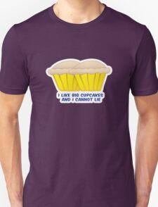 BIG CUPCAKES parody T-Shirt