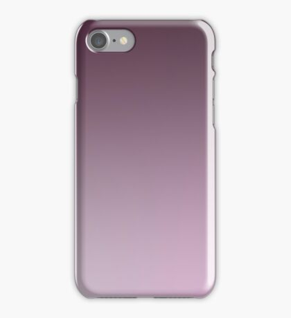 CEMETERY ROSE - Plain Color iPhone Case and Other Prints iPhone Case/Skin