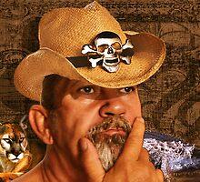 Self Portrait by Wallace Trowell