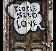 People Need Love  by TONIkPhoto