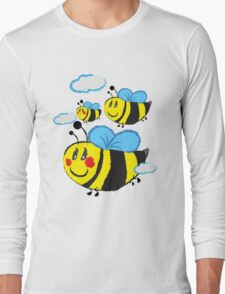 Family bee Long Sleeve T-Shirt