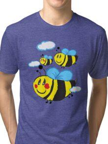 Family bee Tri-blend T-Shirt