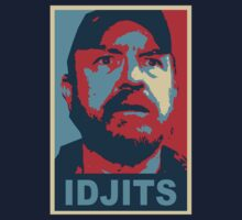 Bobby Singer: Idjits! (Supernatural) by Vendetta17