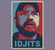 Bobby Singer: Idjits! (Supernatural) Kids Clothes