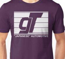 gt japanese auto Unisex T-Shirt