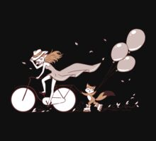 Spring Ride Baby Tee