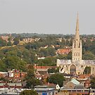 Norwich Anglican Cathedral by Nicholas Jermy