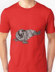 Walrus Zentangle T-Shirt