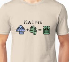 Maths Unisex T-Shirt