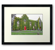 Liberton Kirk, Edinburgh. Framed Print