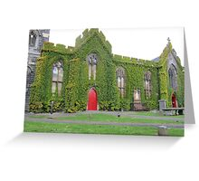 Liberton Kirk, Edinburgh. Greeting Card