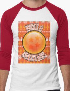 A 4 Star Christmas Men's Baseball ¾ T-Shirt