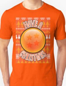 A 4 Star Christmas T-Shirt
