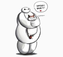 Baymax Funny Kids Clothes